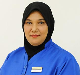 Ms. Jamiah Binti Mohd Nasir