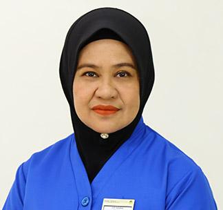 Ms. Siti Nasha Binti Mohd Nasir